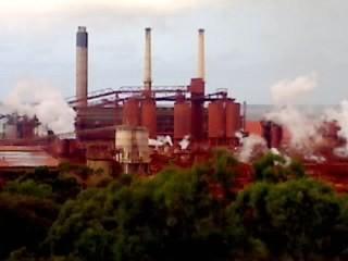 Gladstone Smelter