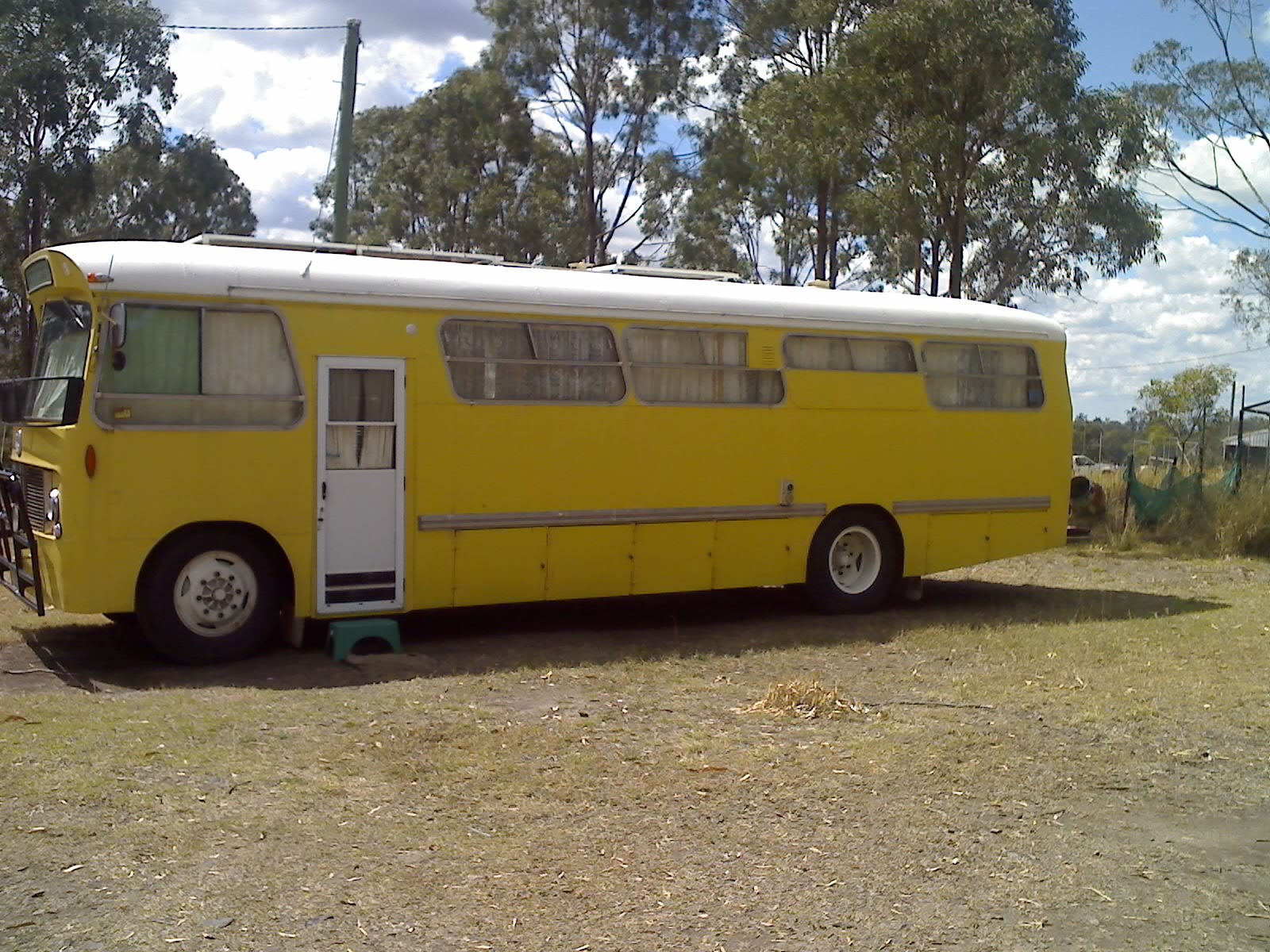 The Big Yellow Bus